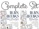 Brain Breaks for the Classroom {Posters & PPT BUNDLE}