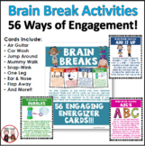 Brain Breaks Activity Cards