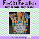 Brain Breaks {quick and fun!}