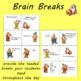 Brain Breaks (30) Activity Cards