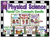 Brain Builders | Hands-On Physical Science Concepts Bundle