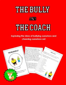 Brain Bully And Brain Coach A Child S Guide To Positive And