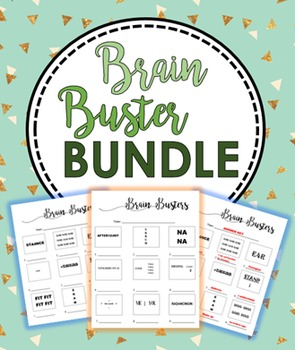 Brain Buster BUNDLE