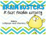 Brain Buster Riddles