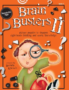 Brain Busters II: Compositions