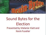 Brain Bytes:Sound Bytes for the Election (Brain Teasers, B