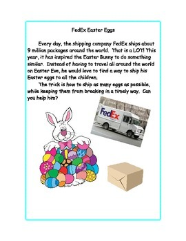 Brain Candy Easter Challenge