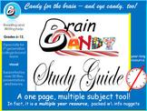 StudyGuide for College Bound Teens_BrainCandy!