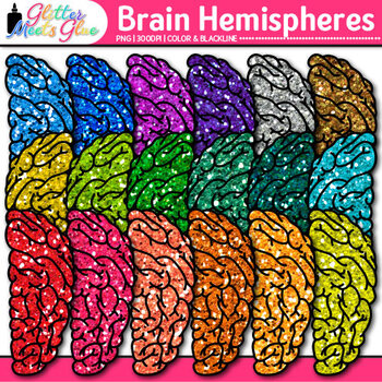 Brain Clip Art | Growth Mindset, Breaks, Teasers, Games, Logic Puzzles Use 2