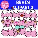 Brain Clipart 2