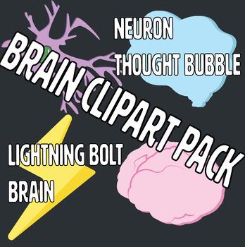 Brain Clipart Package