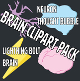 Brain Clipart Package