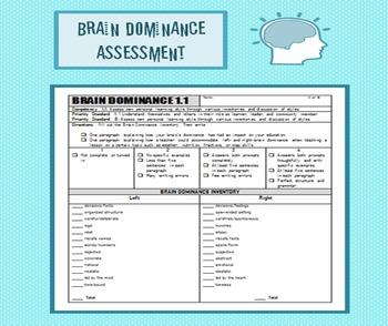 Brain Dominance Assessment