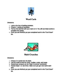 Brain Exercise stations