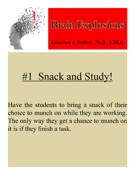 Brain Explosions #1
