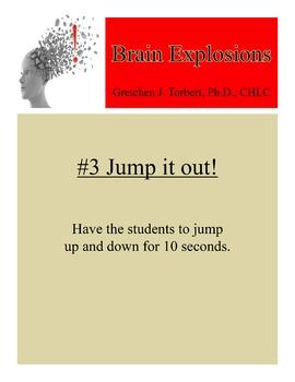 Brain Explosions #3