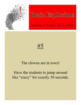 Brain Explosions #5