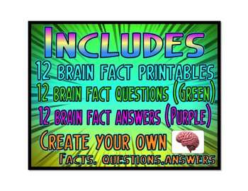 Brain Facts: The Game