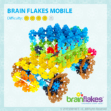 Brain Flakes® Printable Step-By-Step Mobile Instructions