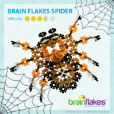 Brain Flakes® Printable Step-By-Step Spider Instructions