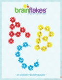 Brain Flakes® STEM Makerspace Alphabet Task Cards   Includes All 26 Letters!