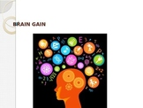 Brain Gain - Reading Closely for Textual Details Power Point Unit