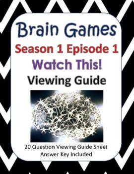 Brain Games Season 1, Episode 1 - Watch This