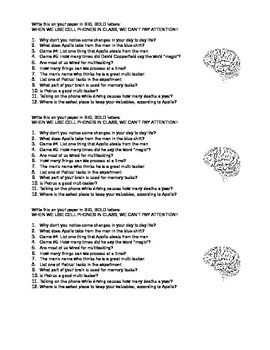 National Geographic Brain Games Season 1 2011 Partial Video Guide