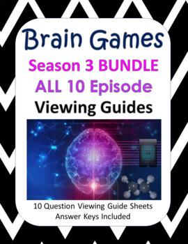 Brain Games Season 3 Bundle - 10 Episodes