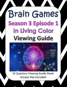 "Brain Games - Season 3, Episode 1 ""In Living Color"""