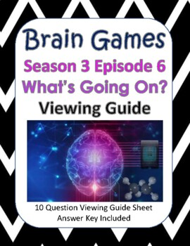 "Brain Games Season 3 Episode 6 - ""What's Going On"""