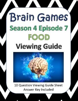 Brain Games Season 4, Episode 7  - Food