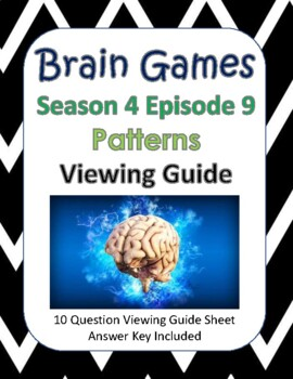 Brain Games - Season 4, Episode 9 - Patterns
