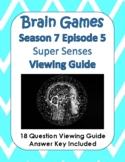 Brain Games Season 7 Episode 5 - Super Senses