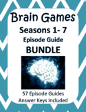 Brain Games Seasons 1-7 BUNDLE - ALL 7 SEASONS - 57 Episodes