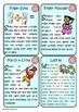 Brain Gym Cards - Elementary-Class.com