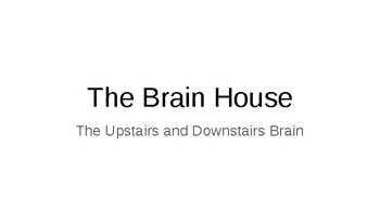 Brain House by Elizabeth Galpin | Teachers Pay Teachers