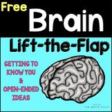 My Brain Growth Mindset Activity
