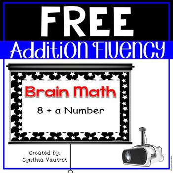 Brain Math Freebie
