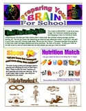 Brain Newsletter - Back to School Healthy Habits