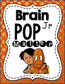 Brain Pop Jr:  Matter Unit