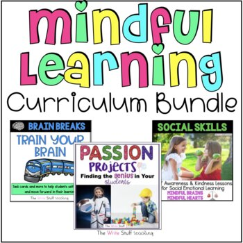 Mindful Learning Curriculum (Social Skills)