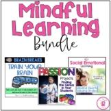Self Regulation & Mindful Learning Curriculum Bundle