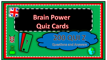 Brain Power-200 Questions and Answers
