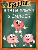 Brain Power Clip Art
