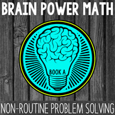 Math Problem Solving {Book A}