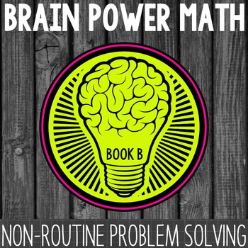 Math Problem Solving {Book B}