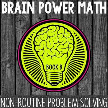 Math Problem Solving {Book B}