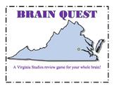 Brain Quest - A Virginia Studies Game Similar to Cranium