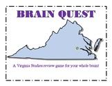 Brain Quest Freebie - A Virginia Studies Game Similar to Cranium